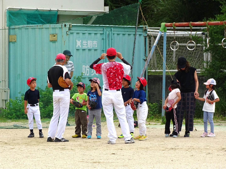 野球体験会を開催します!