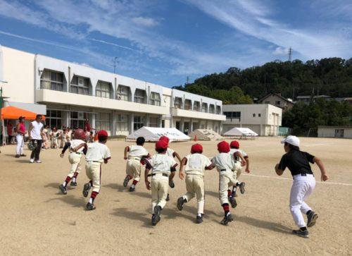 2・3年生練習試合|2019.9.23