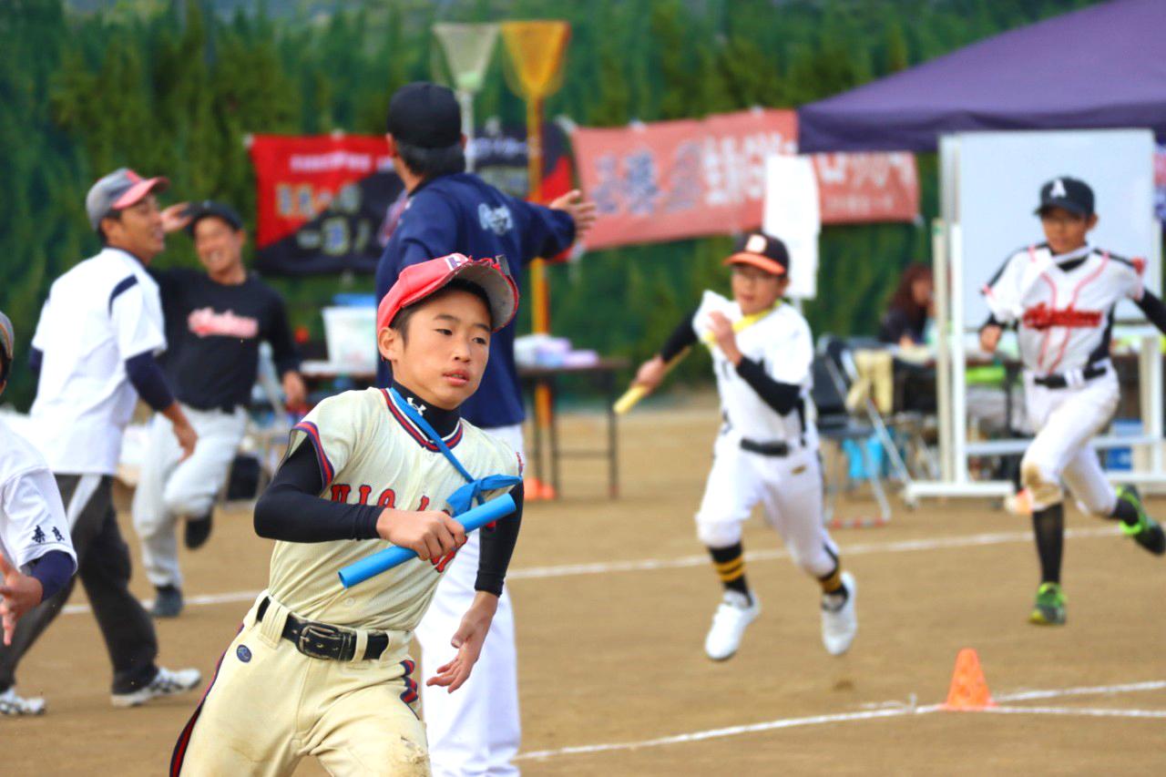 第13回生駒市軟式学童野球フェスティバル|2019.11.10