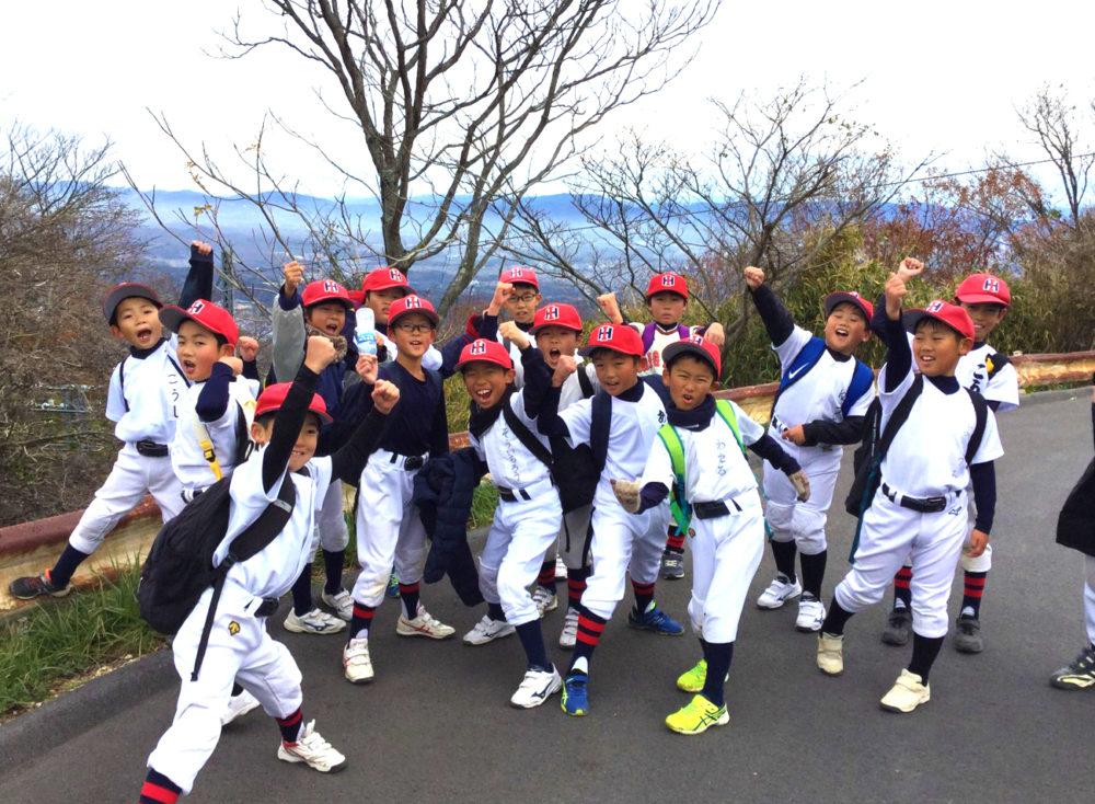 Bチーム生駒山登山|2019.12.7