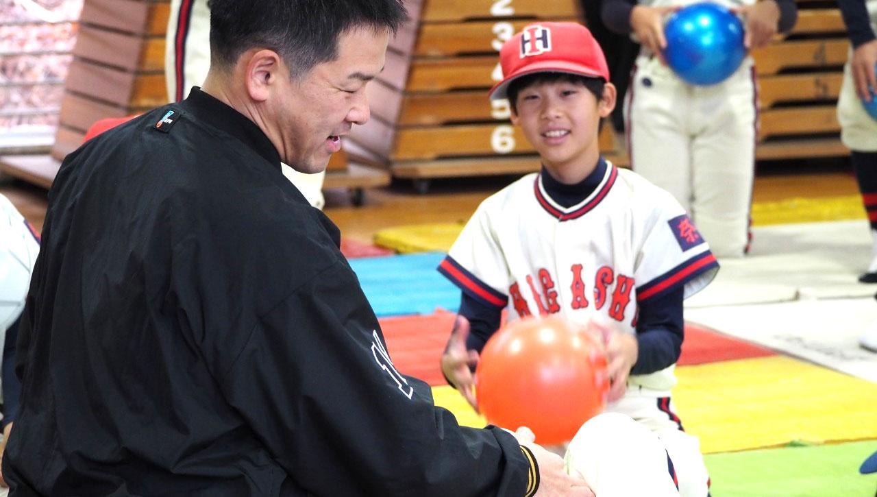 山口弘佑先生の野球教室|2020.1.26