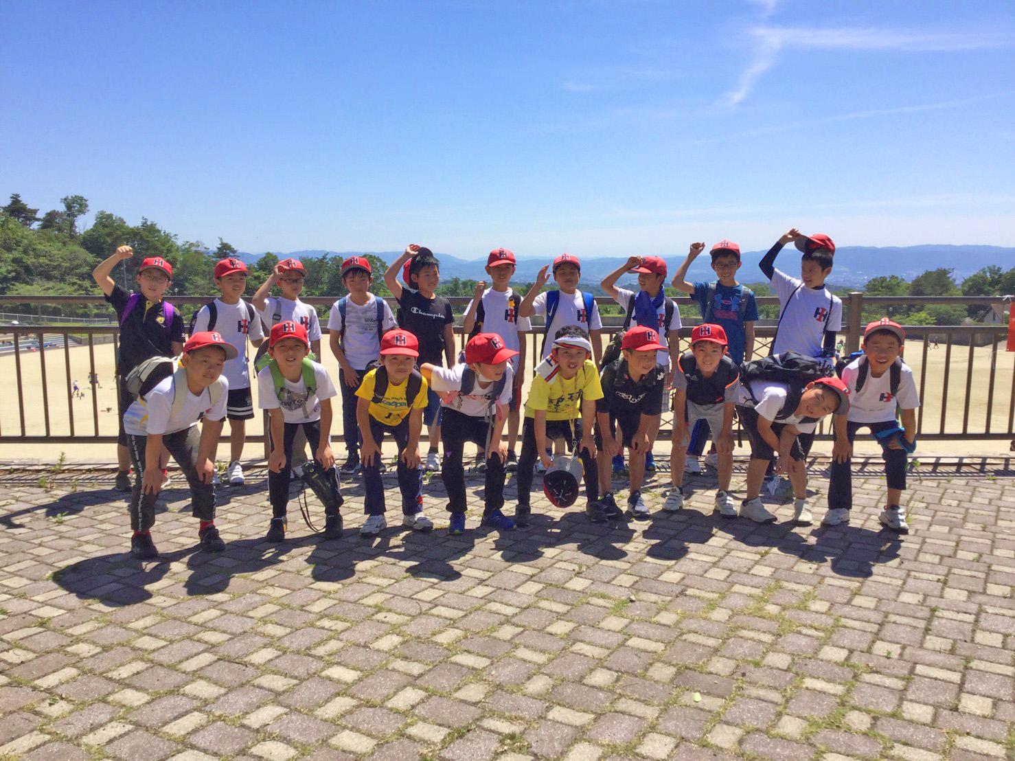 【Bチーム】生駒山トレーニング|2020.6.7