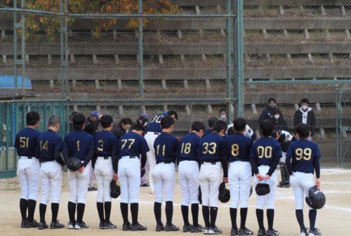 【Aチーム】郡山親善大会ブロック予選