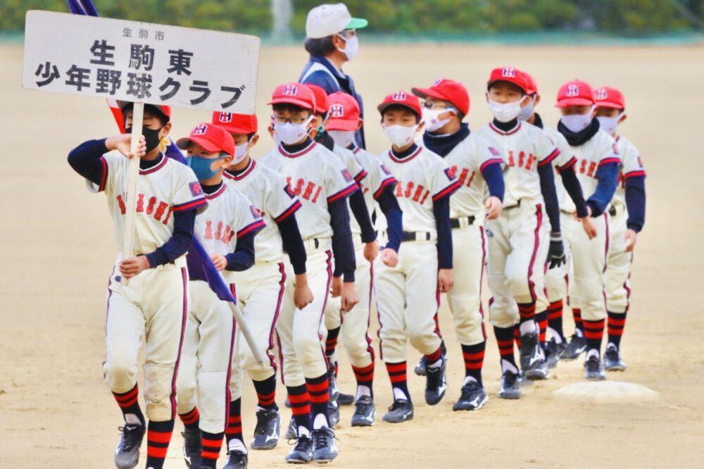 【Aチーム】生駒市春の大会1日目|2021.2.23
